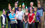 birthday guests
