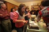 kitchen crowd