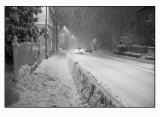 Heavy snow  6