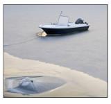 Boat in ice