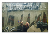 Distorted SP reflection