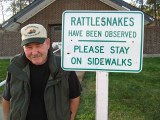 Dad  Loves Snakes......... Not