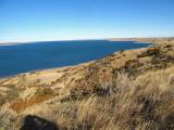 Fort Peck Resevoir Eastern Montana