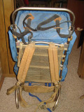 Free Standing Jansport D3 With Great Mesh Ventilation