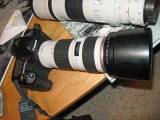 Canon F4 70mm-200mm  L  Lens ( 67mm Filters)