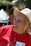 Teddy Boston,, First Woman To HIke The PCT Solo