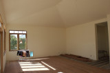 The new living area