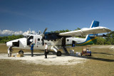 SOLOMON ISLANDS: Arrival at Ghizo
