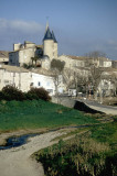 Chateau at Pouzolles