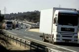 En route... the E15 Autoroute