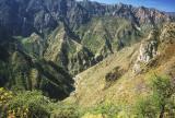 Barranca de Batopilas, the Batopilas Canyon