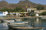 Guaymas on the Pacific coast