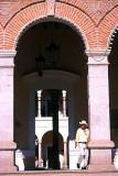 El Fuerte: town hall