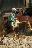 Riding through Batopilas