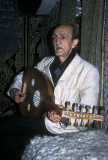 Traditional musician, Tangier