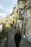 The Medina walls, Tangier