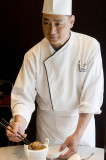 Chef at Silks Palace Restaurant, Taipei
