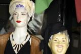 Shopwindow dummies, Maleny