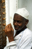 Zanzibari man