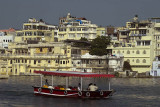 Lake Pichola and the City Palace, Udaipur