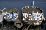 Houseboats at Varanasi
