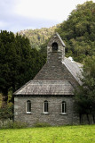 Church at Grange, Lake District