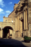 Plasencia: The Parador in this walled city is a 15th-17th C. convent