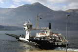 Corran ferry, Ardgour, south of Fort William