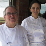 Father & daughter chefs, San Sebastian, Spain