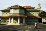 Kota Bharu's Islamic Museum, a former palace