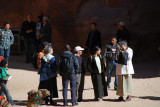 The group of 6 that I traveled with on this first trip to Petra.