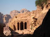This temple was part of the water control system -- there was a pool fed from pipes and dykes and had flow control systems