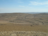 Back to Amman again.  Fields along the highway show that this land is more rock than soil.