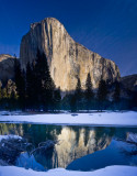 Yosemite in Winter 2010
