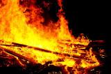 April bonfire