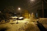 Santiago sous la neige !
