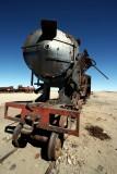 Cimetière de trains, Uyuni