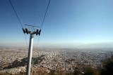 Salta, du cerro San Bernardo