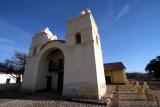 Chapelle de Molinos, vallées Calchaqui