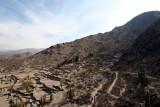 Rincon de Quilmes, ancienne cité Inca