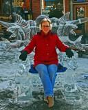 Cripple Creek Ice Sculptures