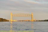 Looking Back (Westward) at the RR Bridge