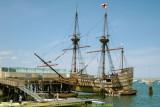 Mayflower Replica