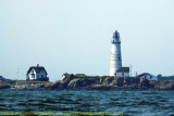 Approaching Boston Harbor
