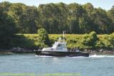Agawam Canal Patrol Boat