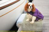Nina In Rain Coat