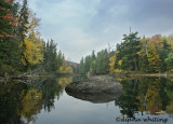 Raquette River From Kayak