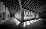 Le cloitre de l'abbaye - the abbey's cloister
