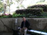 Jim at LA airport