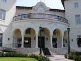The incredibly grand Country Club Hotel in San Isidro